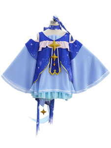2018 Vocaloid Hatsune Miku Princess Blancanieves es disfraz de Halloween Cosplay