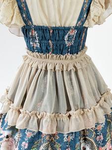 Image of Braccialetti Lolita dolci accessori monocolore bianco écru acces