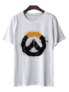 Image of Overwatch Ow Blizzard Videogioco Cosplay T Shirt