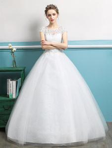 Image of Abiti da sposa 2019 Principessa Abiti da ballo Abito da sposa in