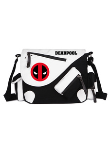 Image of Zaino di Deadpool Marvel Comics Movie Zaino di tela nera