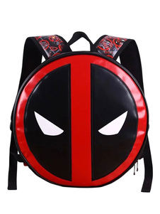 Image of Zaino Deadpool Marvel Comics Movie Nero PU Zaino