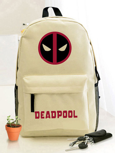 Image of Zaino Deadpool Marvel Comics Zaino in nylon kaki