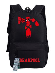 Image of Zaino Deadpool Marvel Comics Movie Zaino in nylon nero
