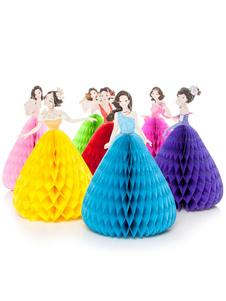 Image of Decorazioni per feste 3D Decorazioni per compleanni Halloween Partecipazioni per principessa matrimonio Cartoline Cartone animato Regalo per bambini 1 pz