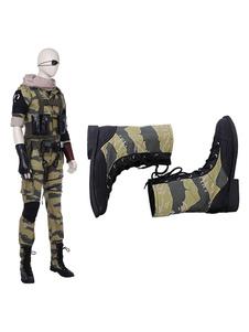 Image of Scarpe cosplay in metallo Gear Snake Naked Snake