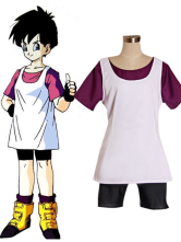 Dragon Ball Z Videl Cosplay Costume