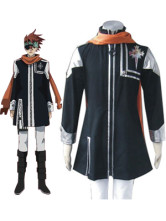 D.Gray-man Rabi Jacket Cosplay Costume