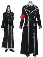 Trinity Blood Isaak Fernand von Kämpfer Cosplay Costume