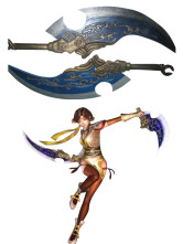 Dynasty Warriors Cosplay Weapon