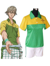 Prince Of Tennis Shitenhoji Middle School Summer Uniform Cosplay Costume
