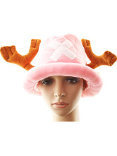 One Piece Tony Tony Chopper Plush Cosplay Hat