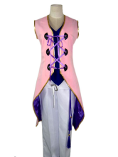 Tales of Symphonia Zelos Wilder Cosplay Costume
