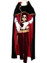 The Galaxy Express 999 Emeraldes Cosplay Costume