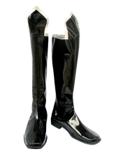 Trinity Blood Cosplay Black Boots