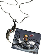 Bleach Stainless Steel Cosplay Necklace