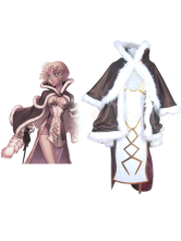 Ragnarok High Wiz Cosplay Costume