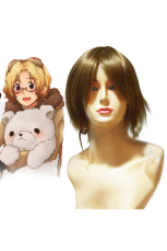 Axis Power Hetalia 25cm Cosplay Wig