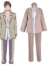 Hetalia: Axis Powers Greece Cosplay Costume