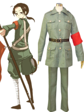 Hetalia: Axis Powers China Cosplay Costume