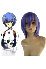 Neon Genesis Evangelion Ayanami Rei Cosplay Percke