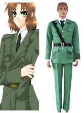 Hetalia: Axis Powers Lithuania Cosplay Costume