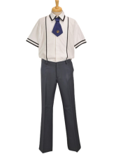 Baka to Test to Shoukanjuu Suit For Men