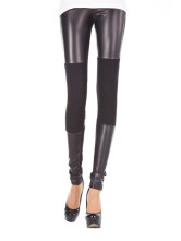 Great Black 100% Cotton Leggings For Women