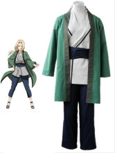 Naruto Tsunate 1th Cotton Polyester Cosplay Costume