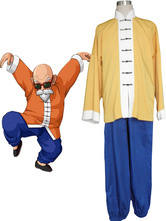 Dragon Ball 65% Cotton 35% Terylene Cosplay Costume