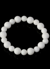 Unique White Tridacna Pearl Bracelet For Women