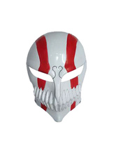 Cool The Death Bleach PVC Cosplay Mask