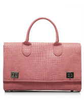 Fashion Red 37*14*24cm PU Womens Tote
