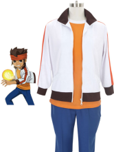 Inazuma.Eleven.Go Endou Anime Cosplay Costume