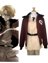 Hetalia: Axis Powers America Cosplay Costume