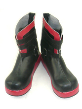 Fullmetal Alchemist Edward Elric Imitated Leather Foam Cosplay Shoes