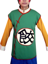 Dragon Ball Chiao-tzu Cosplay Costume