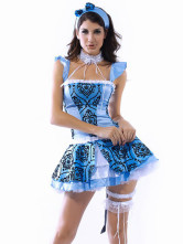Cute Two Colors Acrylic Spandex Princess Costumes