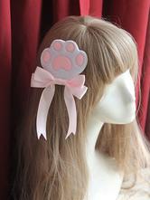 Lolitashow Sweet Lolita Headdress Cat Claw Pattern