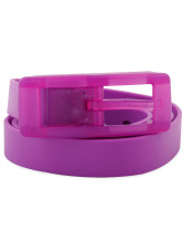 Special Purple Plastic Womens Fashion Belt