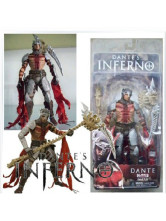 Dante's Inferno Dante Vinyl PVC Anime Action Figure