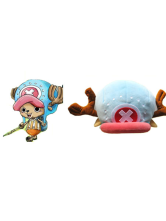 One Piece Tony Tony Chopper New Blue Plush Cloth Anime Hat