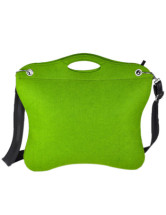 Butterfly Shape Eco-Friendly Felt Tote Bag