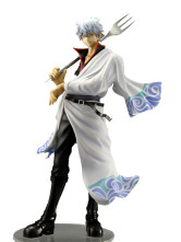 Gintama Sakata Gintoki PVC Anime Action Figure