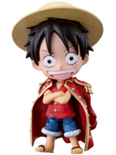Lovely One Piece Monkey D Luffy PVC Anime Action Figure