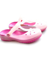 Sweet Semi-Clear Womens Jelly Sandals