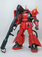 Gundam0079 Red Zaku II Anime Modal Kit