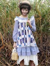 Lolitashow Classic Cotton Multi Color Lolita Outfits