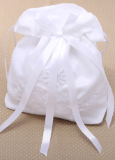 Sweet White Wedding Handbag