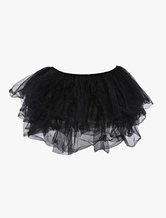 Lolitashow Black Tutu Skirt
